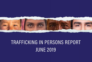 Trafficking in Persons Report 2019